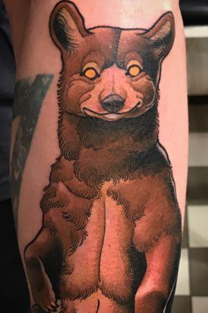 Sexiful bear! #sexiful #bear #tattoo #tattoodoambassador