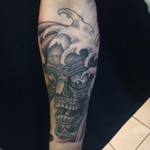 #skull#inkvaders #inkedmag #inked#geneva