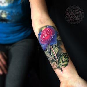 Pink and purple roses 😍 #tattoo #tattoos #ink #inked #inkedup #tattooartist #tattooideas #tattooidea #amazingtattoo #amazingtattoos #crazytattoos #besttattoos #inkedgirls #amazingart #rose #rosetattoo #rosetattoos #floraltattoos #flowertattoo #edmontontattoo #yegtattoo #tatuagem #tatuaje #tattoodoambassador #tattoooftheday #rosetattoo #realism #realismtattoo #painterlytattoo #painterly #botanical #watercolourtattoo #watercolour #bokeh