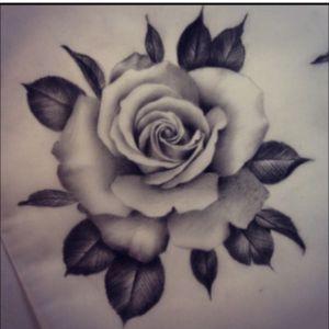 Inkspiration #inkspiration #megandreamtattoo #meganmassacre #meganmassacrecompetition #sleeve #rose #rosetattoo