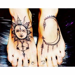 My #DreamTattoo by @amijames would be the sun and moon on my hands! #Dreaming #DreamingOfAmi #DreamingOfTattoos #DreamingOfMiami