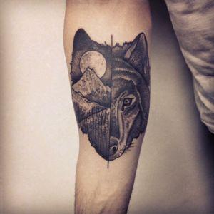 Wolf/Spirit