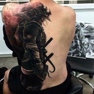 #backpiece #warrior
