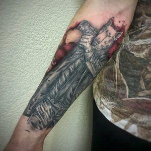 #artwork #tattoowork  #арт #рисунок #картинка #тату #татуировка #графика #picture #собака #чб #татунаруке #процесс #dogtattoo #dog #johnwick #line #linework #linetattoo #mentattoo #johnwicktattoo #graphictattoo #мужскаятатуировка #lovetattoo #tattoo #ink #inktattoo #tattooink #art #niki_tattoo