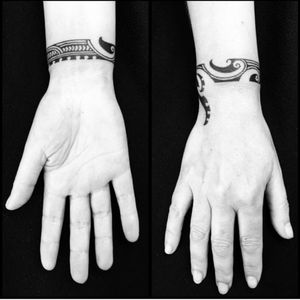 #wristtattoo #shanetattoostudio #blackwork