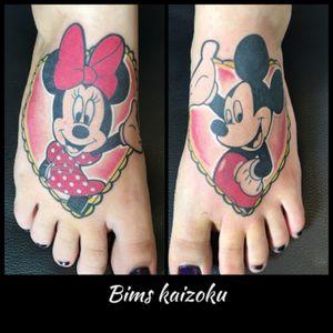 #bims #bimskaizoku #bimstattoo #mickey #mickeymouse #minnie #minniemouse #disneylandparis #disneyland #disney #disneyworld #disneytattoo #tatouage #tattoo #tattoos #ink #inked #paris #paname #tattoos #paristattoo #tattoogirl #tattooist #tattooing #tattooedgirl #tattooart #tattooed #tattooer #tattoolife #tattoolover