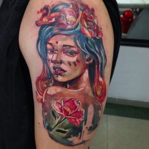 #creaart #tattoobogota #colombia