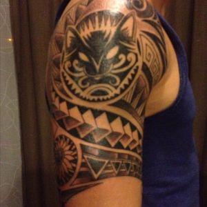 #maori #cathead