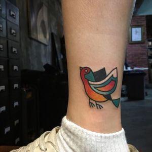 #bird #kaylee #Ktattooing @ktattooing #Korean #welove #HybridInk @gemtattoo #gemtattoo