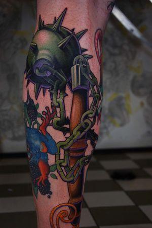 Filler Flail #tattoo #filler #tattoodoambassador