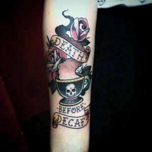 #coffee #deathbeforedecaf #coffee #death