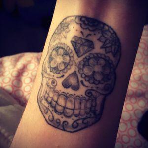 Mexican Skull 💀