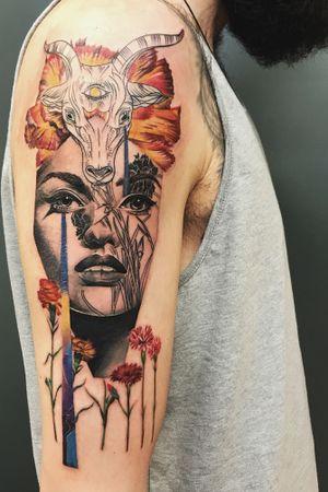 Tattoo by Xotica Tattoo Company
