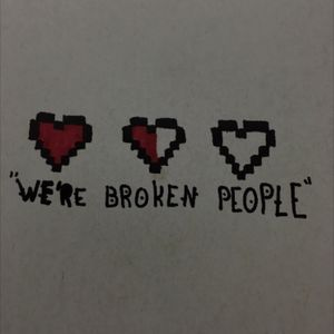 Suicide prevention hearts