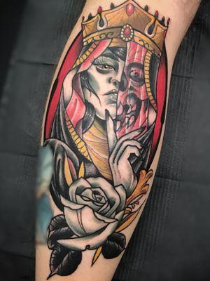 #neotraditional #ntgallery #neotraditionaltattoo #tattoooftheday