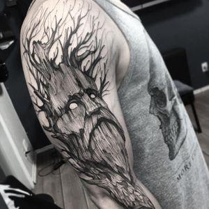 #FredãoOliveira #tree #man