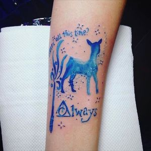 #pennytattoos @penny_tattoos my favorite #color #blue #watercolor #welove