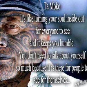 Tame Iti #mokokanohi #maorculture #maorimoko #maori
