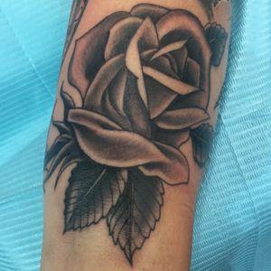 #rose #ditch #blackgrey #tattoosbyrodrigocanteras