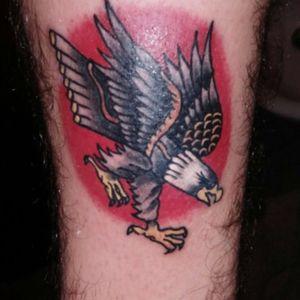 #oldschool #oldschooltatoo #eagle #eagletattoo #ItalianTattoo