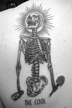 #diecool  #tattoooftheday #blackwork #linework