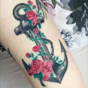 ⚓️ #roses #marine #anchor
