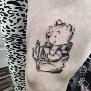 #polandtattoo #tattoosketch #sketchtattoos #blackwork #blackartist #blxcink #winniethepooh