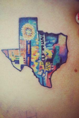 Texas+Watercolor