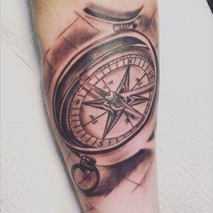 #inklove #compass