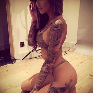 #tattoo #TattooGirl #sexy #sexytattoogirl #sexygirl #girl #armtattoos #hot