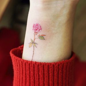 #soltattoo #fave #rose