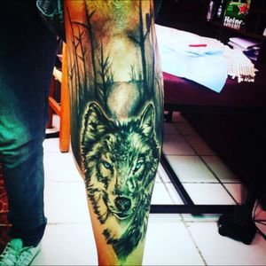 #wolf#tatto#wolves