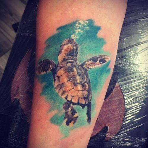 #tattoo #sea #animaltattoo #seafood
