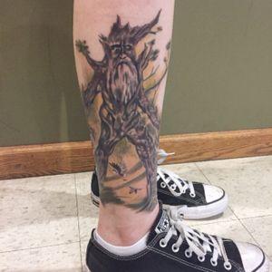 #treebeard #lotr #legpiece