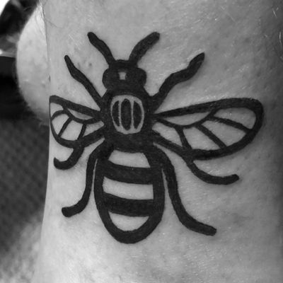 #manchester #bee #manchesterbee