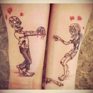 Couples tatoo