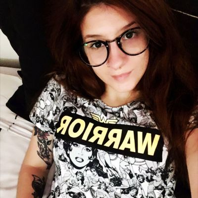 #tattooedgirl #wonderwoman #mulhermaravilha #dc #dccomics #warrior #girlpower #geek #nerd