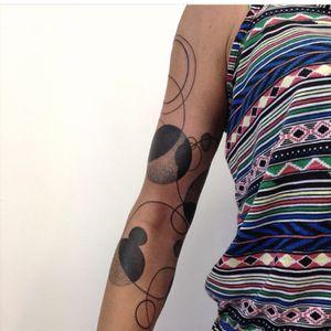 Artist #VictorJWebster#geometric #circles