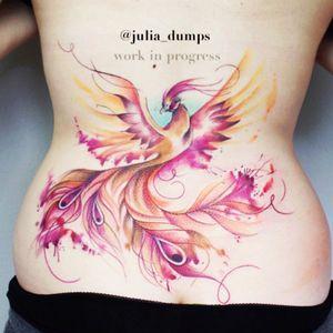 #juliadumps #pheonix #bird