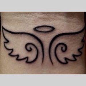 #angel #wings #simple