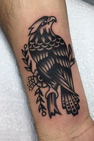 #eagle #traditional #blackandgrey #blacktraditional