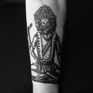 Brahmam #tattoosbyrodrigocanteras