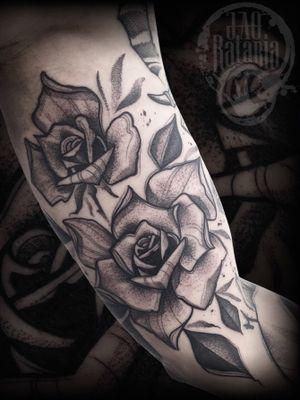 Feito semana passada! #rataria #tattoo #blackwork #blackworkers #blackworkerssubmission #ttblackink #onlyblackart #theblackmasters #tattooartwork #inkstinct #inkstinctsubmission #superbtattoos #wiilsubmission #stabmegod #tattoos_artwork