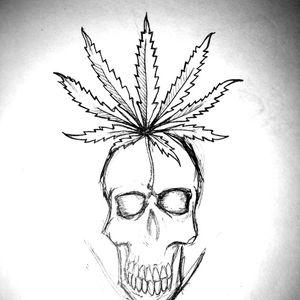 Pot head sketch