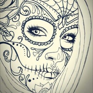 #megandreamtattoo let your creativity go free, this is just to show the basic idea!