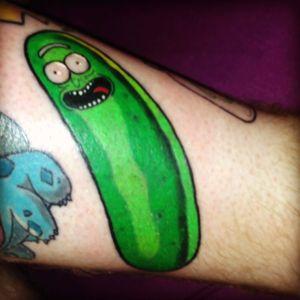 Pickle rick bitches!!!!!!