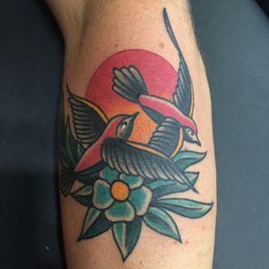 #traditionaltattoo #tattoosbyrodrigocanteras