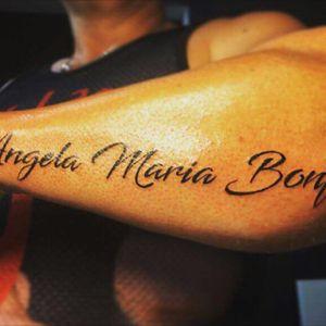 #tattoo #tattoolettering