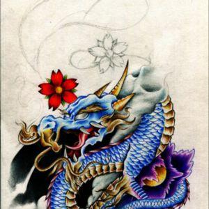 Dragon #meganmassacre #dragon #art #artist #tattoo #tattooartist #design #design4life #pic #picoftheday #pen #pencil #penart #sketch #sketchoftheday #draw #oriental #dragontattoo #orientaltattoo