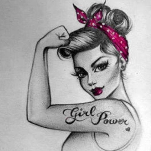 #girlpower #girly